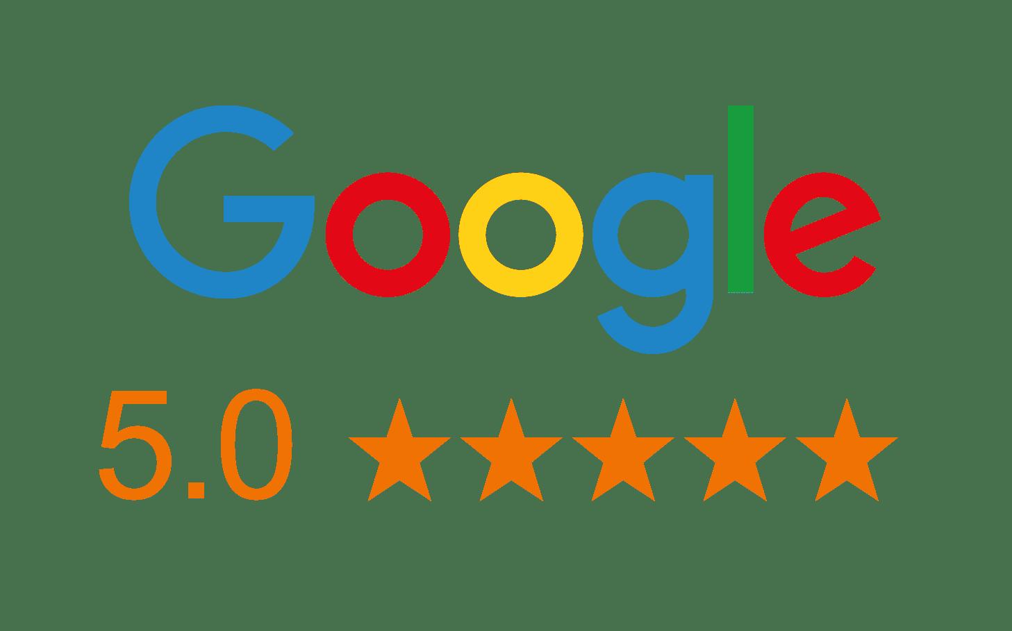 meerpuntssluiting 5 sterren google