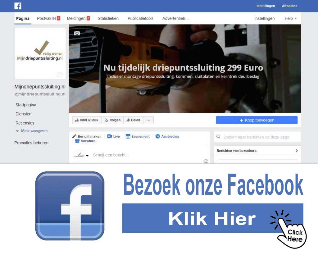 meerpuntssluiting facebook